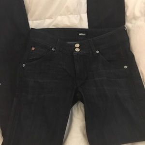 Hudson Dark Wash Jeans Perfect Size 27